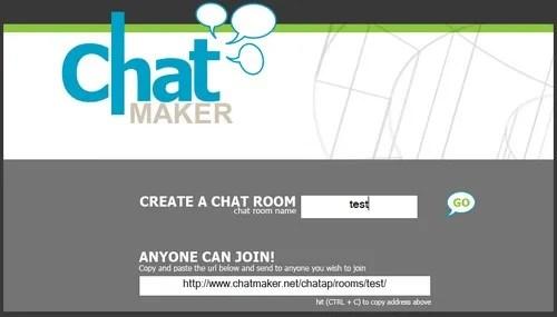 chat maker
