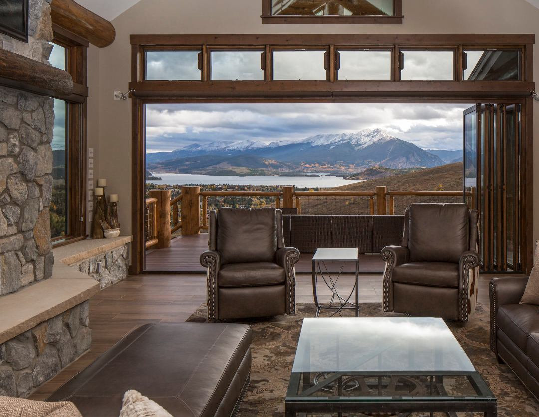 Ptarmigan Great Room With Lake Dillon View