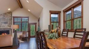 Alders Custom Home Dining Room