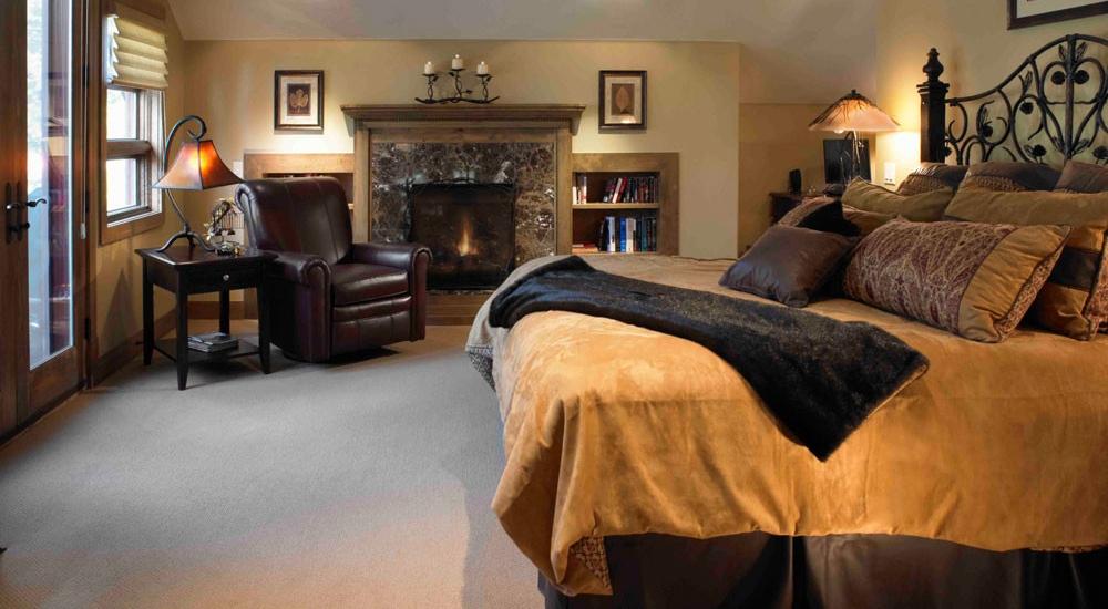 Mumford Residence Master Bedroom