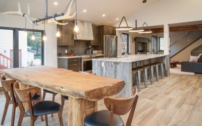 Loveland Pass Village Contemporary Addition Completed