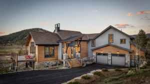Breckenridge HIghlands Home Colorado