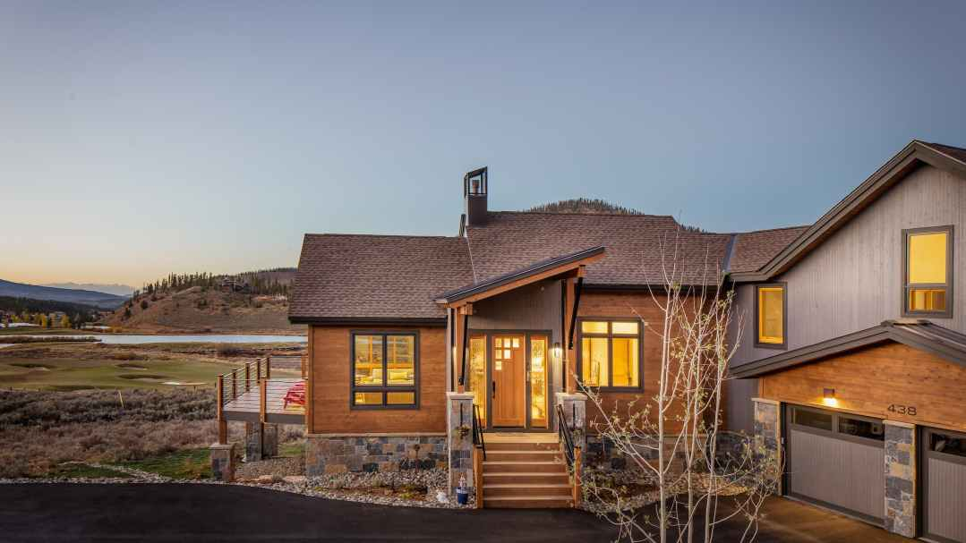 Breckenridge Highlands New Home