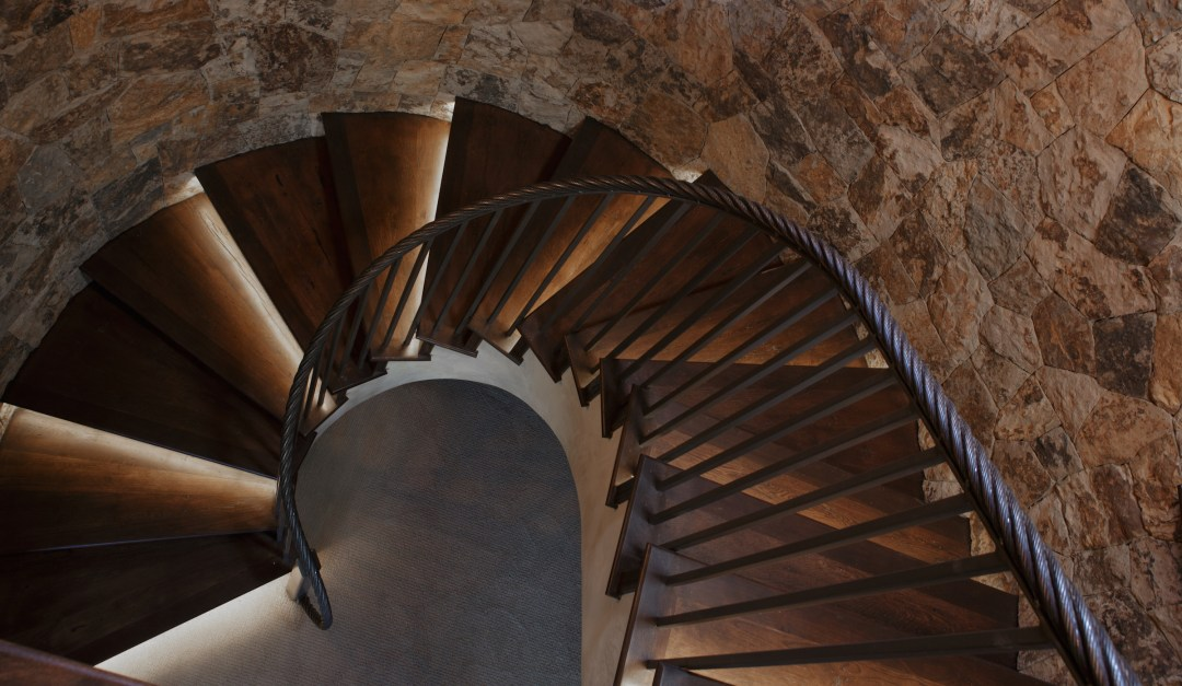 Eagle Residence Spiral Staircase