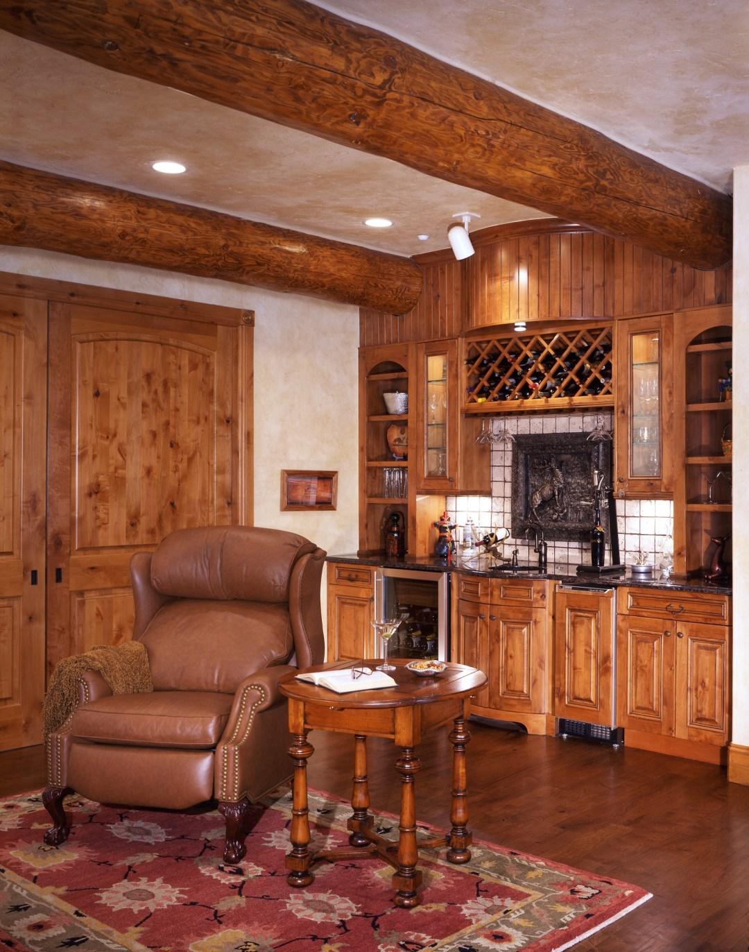 Blue River Home Interior
