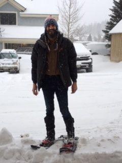 Nick Johnson Snowshoes