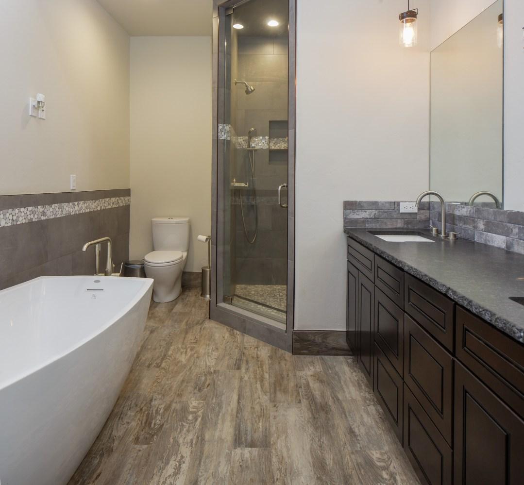 Whispering Pines Residence Bathroom