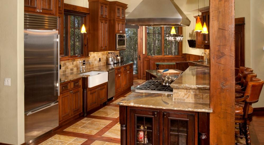 Glen Eagle Kitchen