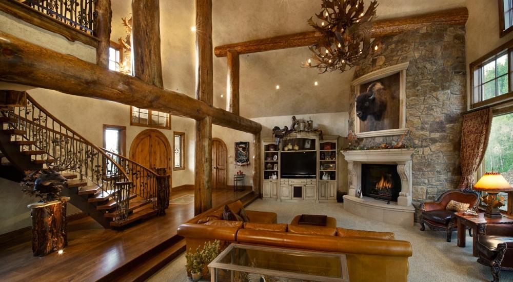 Gold Run Living Room