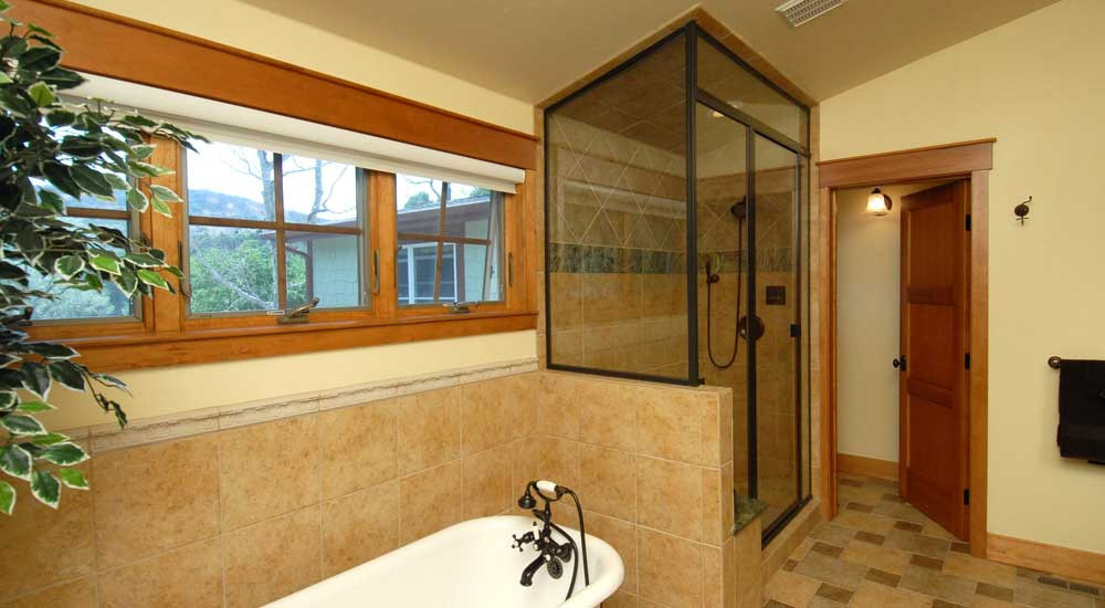 Crestbrook Master Bathroom