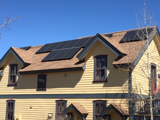 Solar Panels for sunny summer days