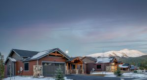 breckenridge architect cabins at the overlook