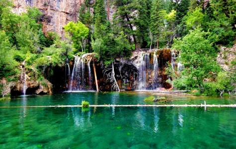 Saving Hanging Lake, By Any Means Necessary