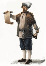 Town Criers: Yesterday and Today