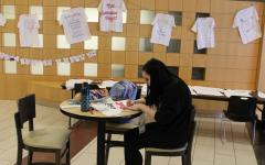 Through the Lens: Making Shirts, Raising Awareness