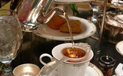 OG of Tea Time: The Brown Palace