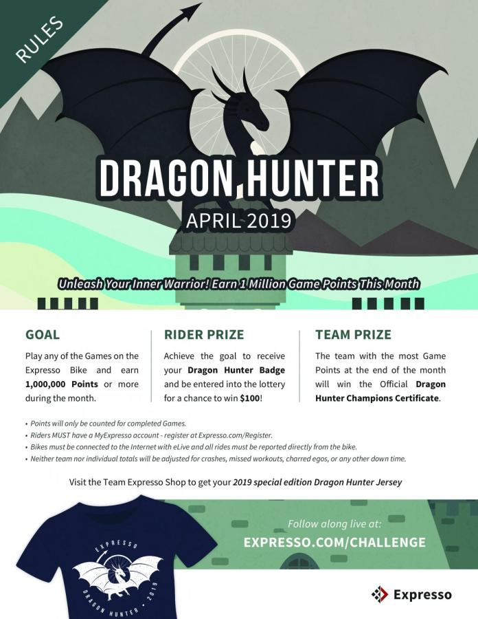 Dragon+Hunter%27s+April+contest+promo+poster.+%28via+Expresso.com%29+