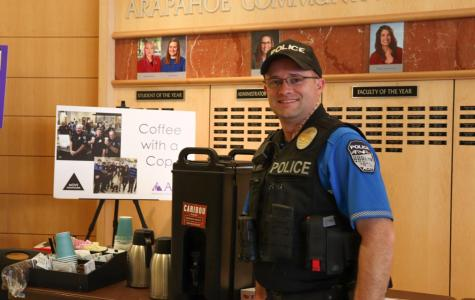 Coffee With a Cop at ACC