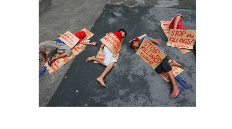Philippines Doplomats defend the drug war