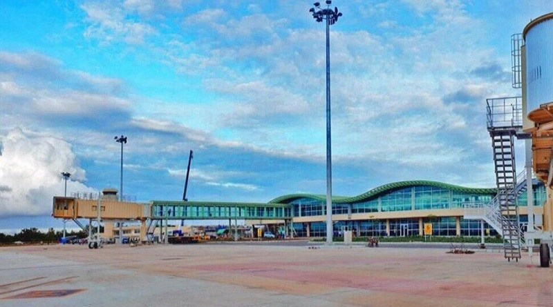 New 'eco-airport' in Bohol – Philippines