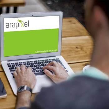 arapixel beim WebDesign