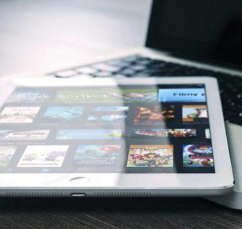 Responsive Design für Tablet