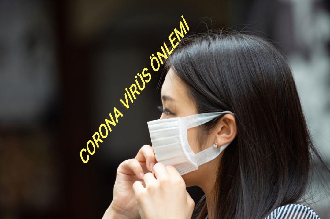Corona virüs önlemi