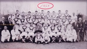 AFC 1958 WFL Premiers