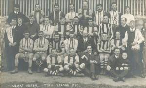 AFC 1910 premiership team