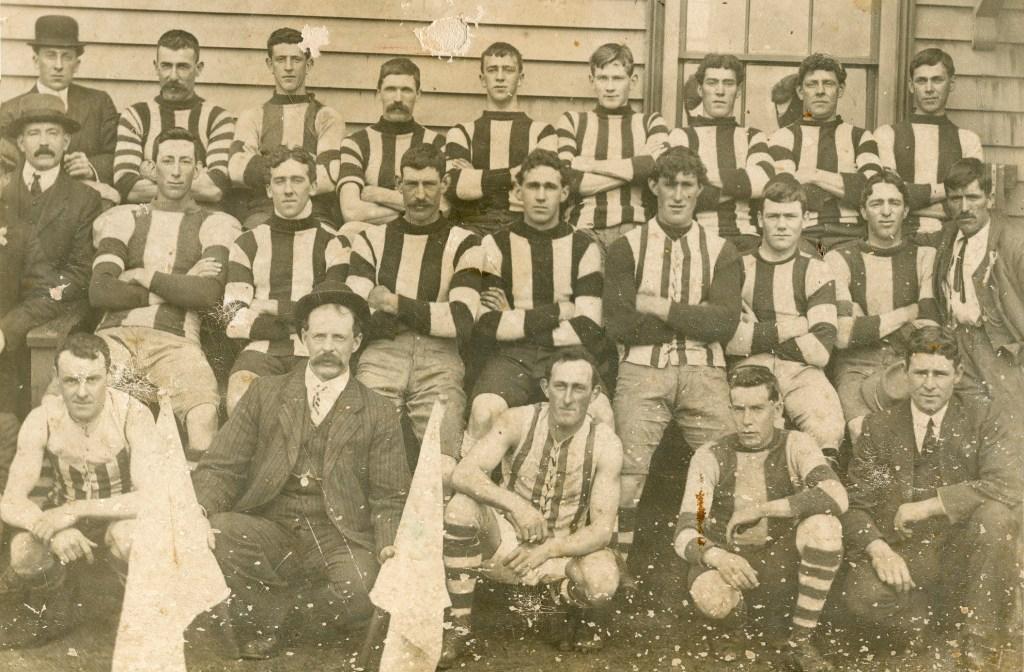 AFC 1911 premiership team
