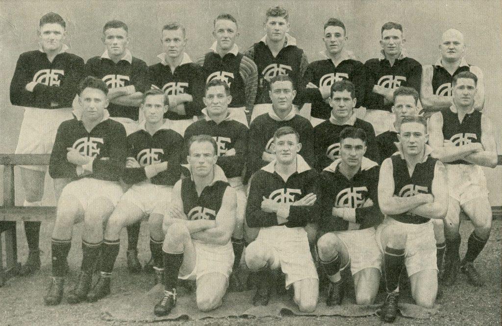 AFC 1934 premiers