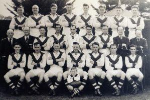 Ararat Football Club 1950
