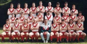 Ararat Football Club 1996