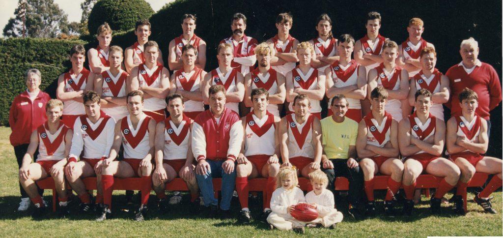 Ararat Football Club 1997