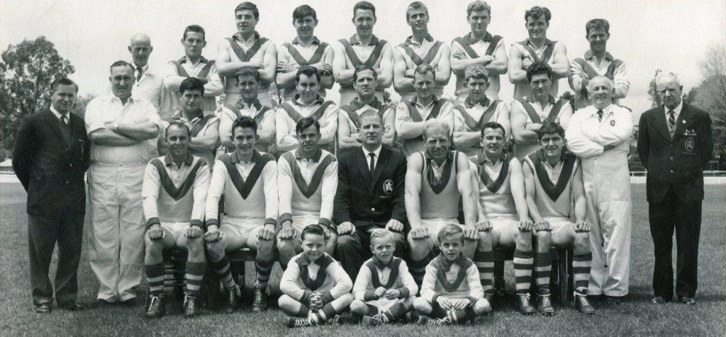 Ararat Football Club 1964