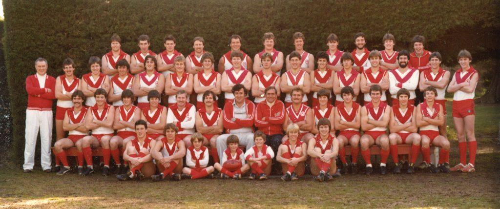 Ararat Football Club 1983