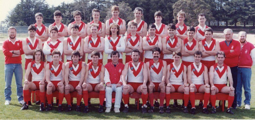 Ararat Football Club 1992