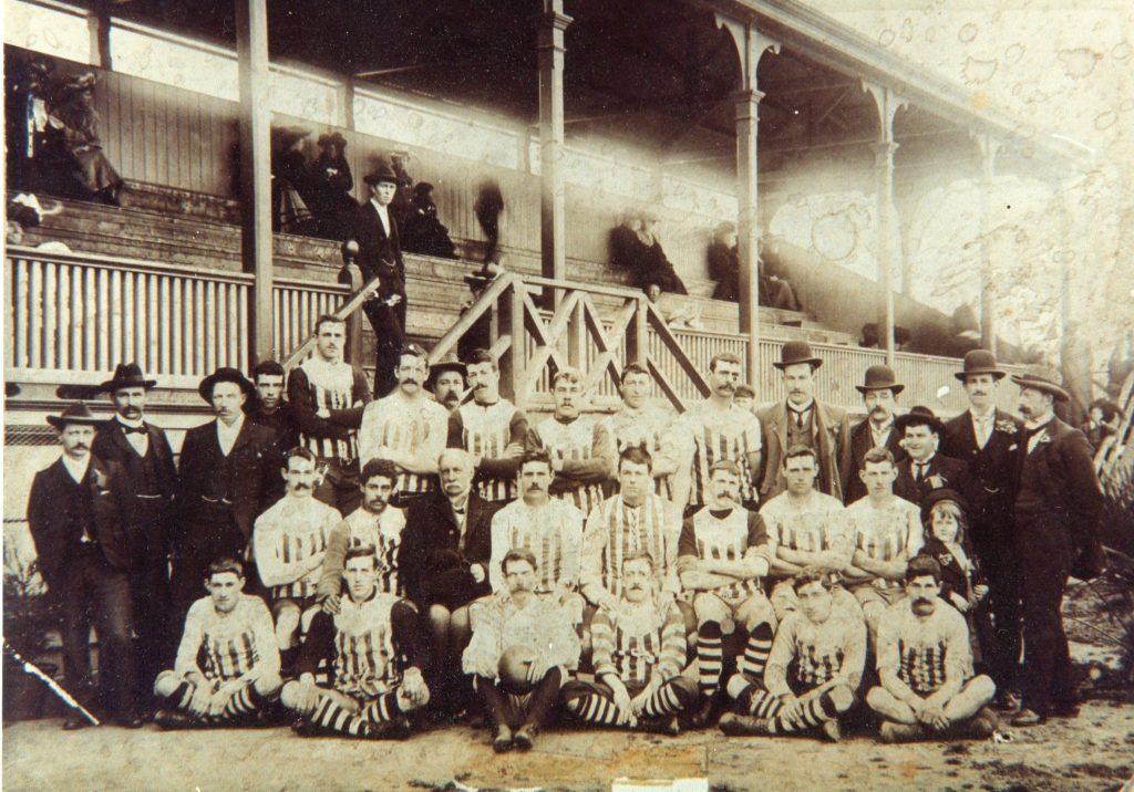 Ararat Football Club 1903 Premiers