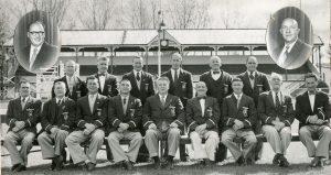Ararat Football Club Committee 1957
