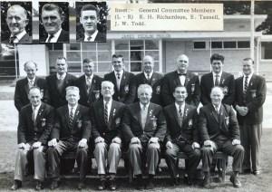 Ararat Football Club 1963 Committee