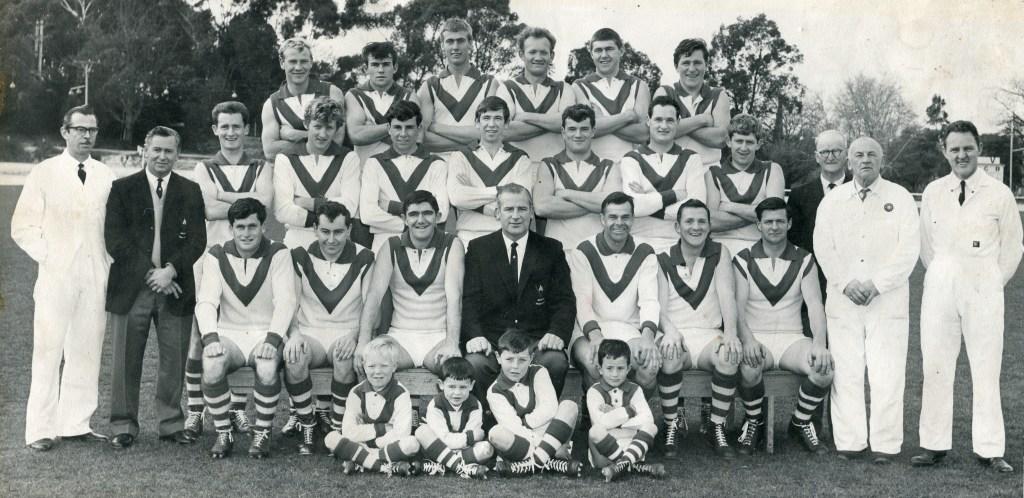 Ararat Football Club 1966