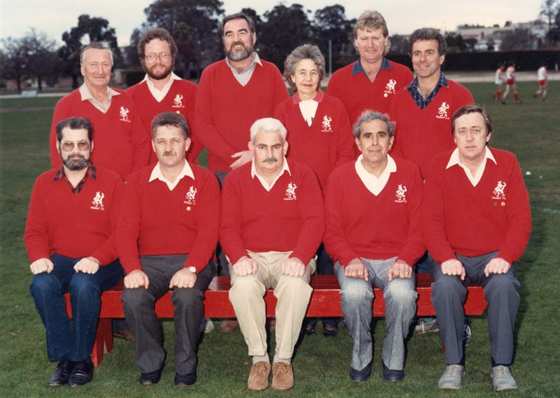 Ararat Football Club 1989 Committee