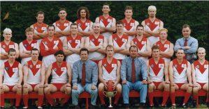 AFC 1999 Premiers