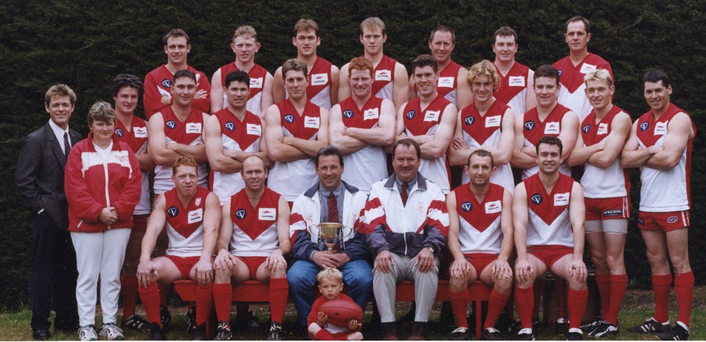 Ararat Football Club 2001 Senior Prems