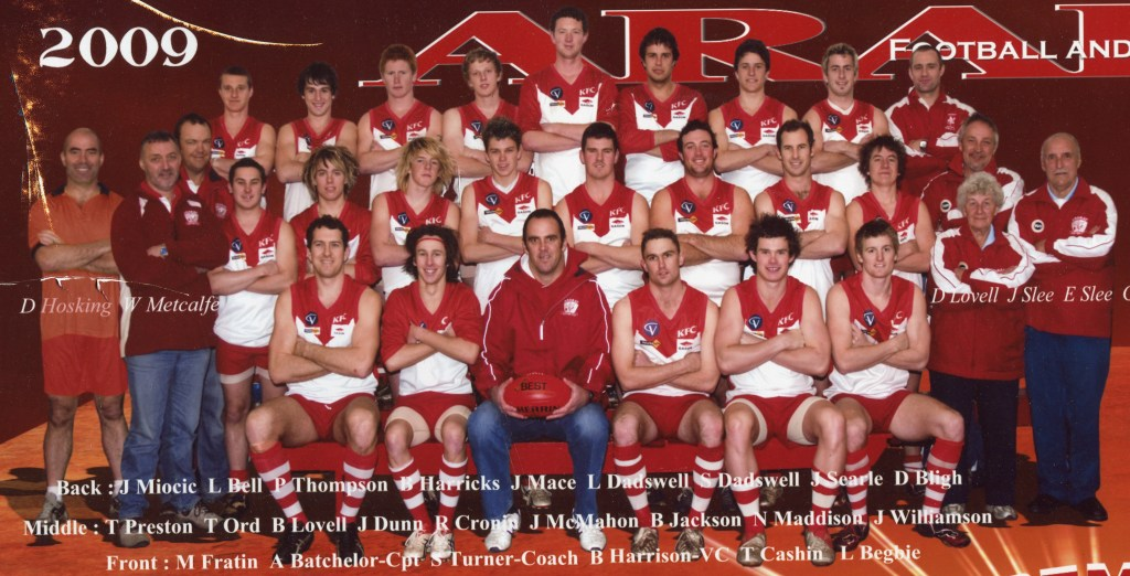 Ararat Football Club 2009 Seniors