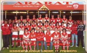 AFC 2010 U/17
