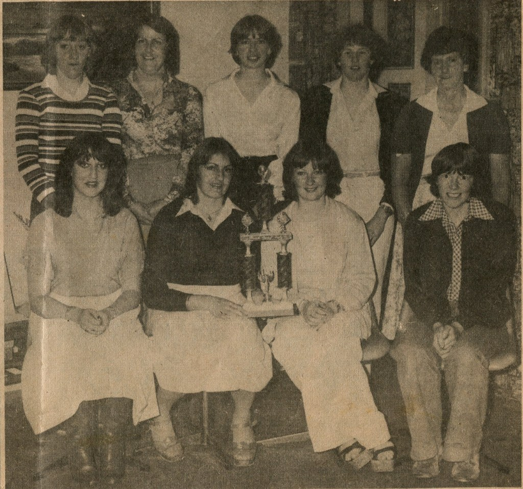 afnc 1978 wimmera champ trophhy