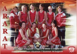 AFNC 2009 15&U