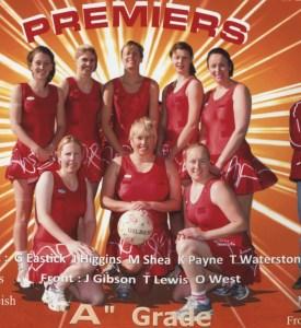 AFNC 2009 A-Grade Premiers
