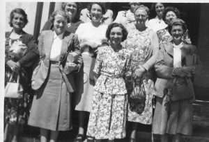 Ararat Football Club Ladies Committee 1959